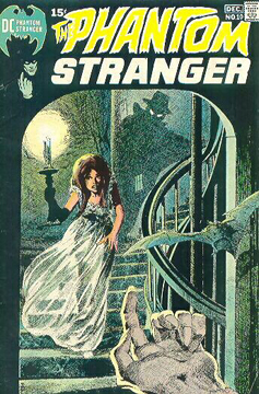 PHANTOM STRANGER, THE #10